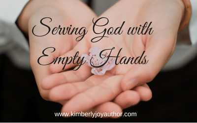 Serving God with Empty Hands