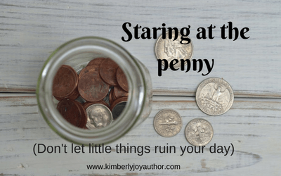 Staring at the Penny