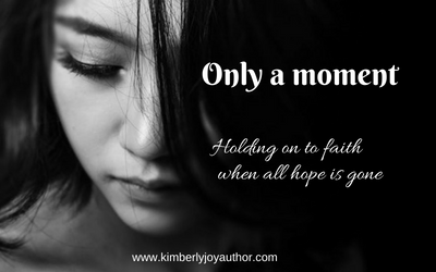 Only a moment