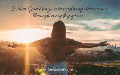 When God brings extraordinary deliverance through everyday grace