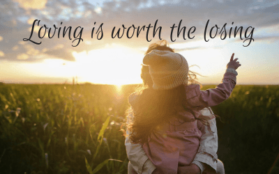 Loving is worth the losing