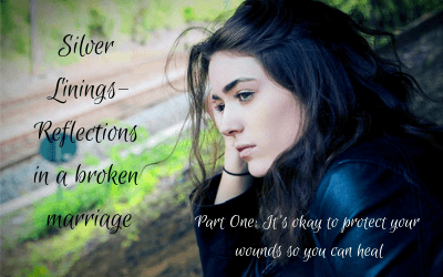 Silver linings; Reflections in a broken marriage: part one