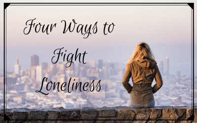 Four ways to fight loneliness