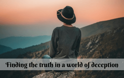 Finding the truth in a world of deception